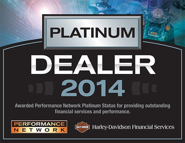 Platinum Dealer 2014