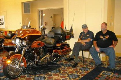 Best Sidecar @ Virginia State H.O.G.® Rally 2012
