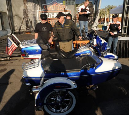 Best Sidecar @ Daytona Ride-In 2009